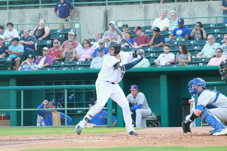 Missions catcher Austin Allen has progressed smoothly, advancing through Single-A the last three seasons before starting with Double-A San Antonio to start the 2018 campaign.