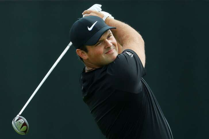SOUTHAMPTON, NY - JUNE 11: Patrick Reed of the United States plays a shot during practice rounds prior to the 2018 U.S. Open at Shinnecock Hills Golf Club on June 11, 2018 in Southampton, New York.  (Photo by Warren Little/Getty Images)