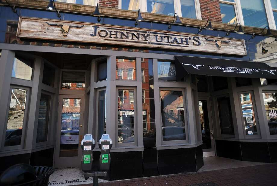 Johnny Utah's at 80 Washington Street in Norwalk, Conn. on Friday, April 20, 2018. Photo: Brian A. Pounds / Hearst Connecticut Media / Connecticut Post