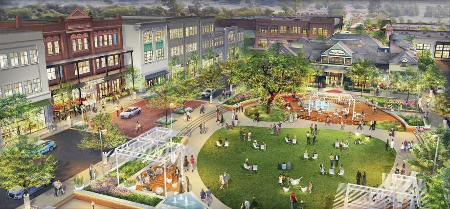 Market Street –The Woodlands will undergo a property-wide makeover beginning this summer when the shopping, dining and entertainment destination updates its aesthetics and infrastructure while preserving and enhancing its unique character and charm. Photo: Courtesy Photo / Courtesy Photo