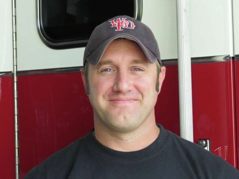 "Weatherford firefighter Richard ""Andy"" Loller, Jr., died after suffering a medical emergency while helping battle a wildfire in the Davis Mountains. Photo: City Of Weatherford"