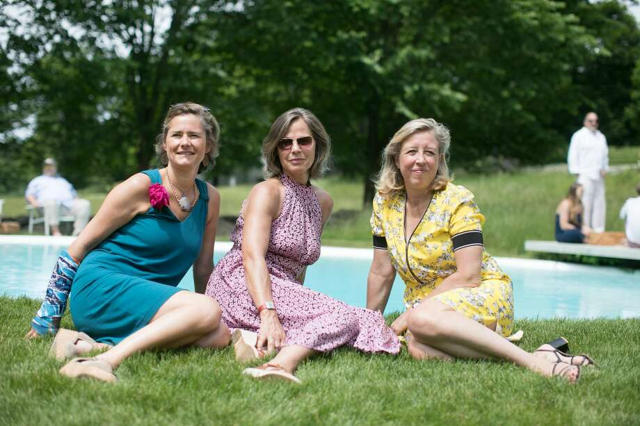 The Glass House in New Canaan held its annual Summer Party on June 9, 2018. Guests enjoyed a new exhibition in the Painting Gallery of work from the Glass House permanent collection, some of which has not before been shown to the public. Guests also previewed a new virtual reality experience that simulates the restored interior of the Brick House, which remains closed and requires much needed restoration. Were you SEEN? Photo: Neil Landino | Instagram: @NeilLandino