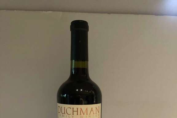 2015 Duchman Family Vineyards Montepulciano