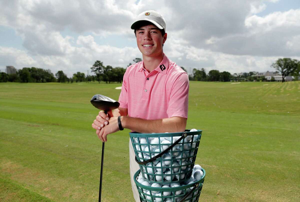 Cole Hammer, 20, Houston The University of Texas sophomore is No. 2 in world amateur golf rankings and reached No. 1 at one point. ...As a 15-year-old, qualified for the 2015 U.S. Open. ...Member of the winning 2019 Walker Cup team and won McCormack medal as top amateur in 2019, giving him an exemption into the 2020 U.S. Open and 2020 British Open. ...Received a sponsor exemption for the Houston Open.