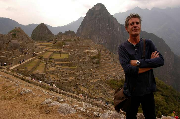 "for Star image: Anthony Bourdain, host of ""No Reservations"" credit: The Travel Channel"