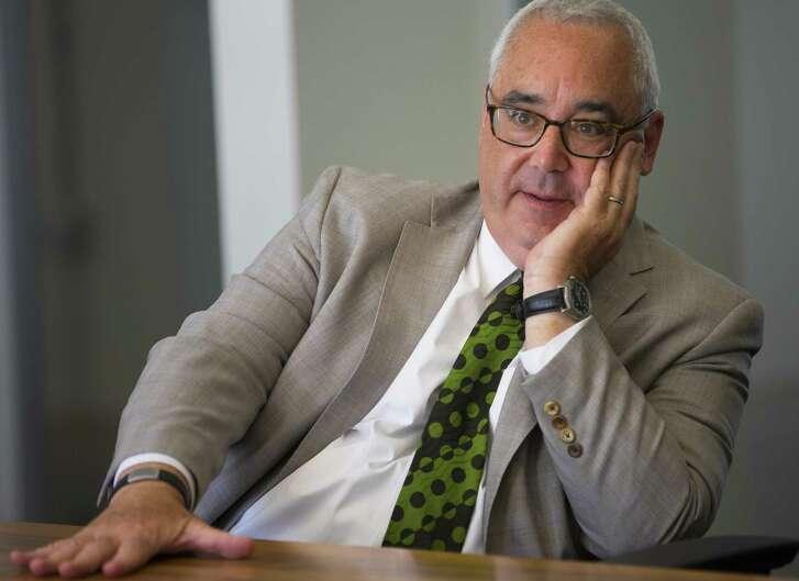 Alex Bunin, Chief Public Defender for Harris County