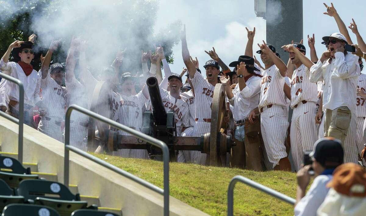 University of Texas at Austin: Smokey the Cannon