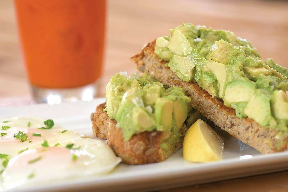 Click through the slideshow to find the best places for avocado toast in Southwestern Connecticut.  Photo: Courtesy First Watch