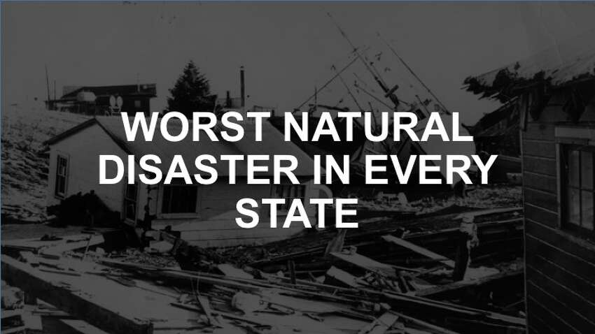24/7 Wall St. compiled a list of the worst natural disaster in every state as ranked by loss of life.