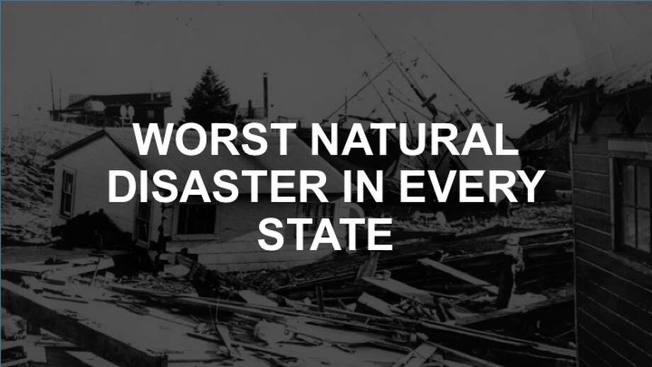24/7 Wall St. compiled a list of the worst natural disaster in every state as ranked by loss of life. Photo: Central Press / Getty Images