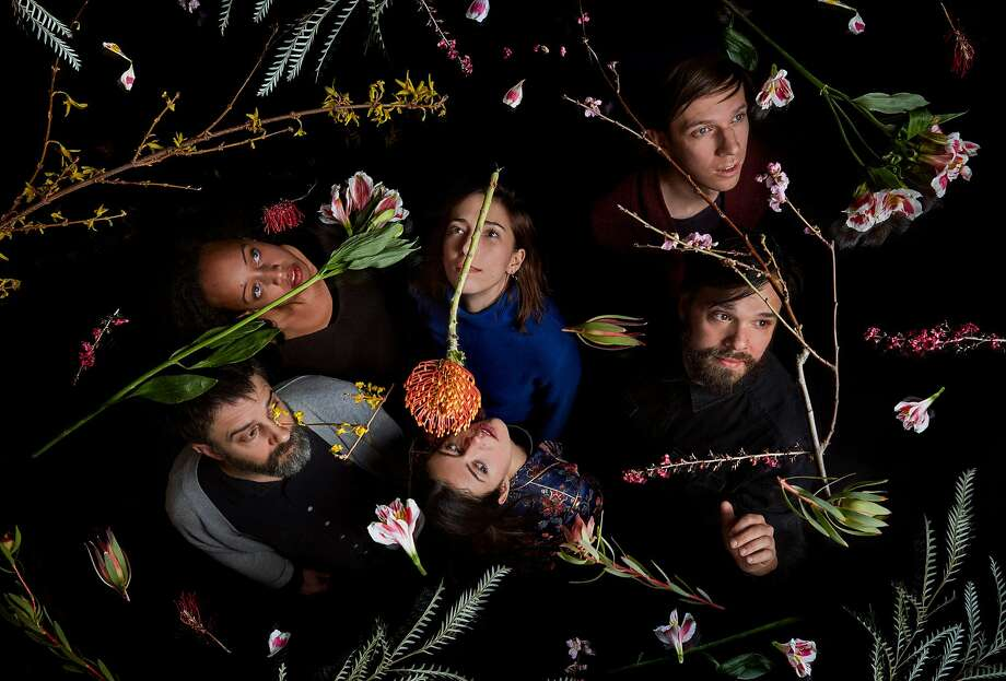 Dirty Projectors are on tour with a new lineup after a long hiatus. Photo: Shore Fire