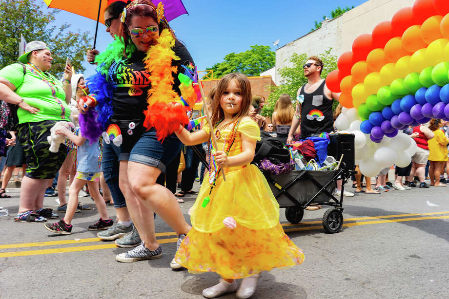 Were you Seen at the Capital Pride Parade and Festival on June 10, 2018, in Albany, NY? Photo: Kiki Vassilakis