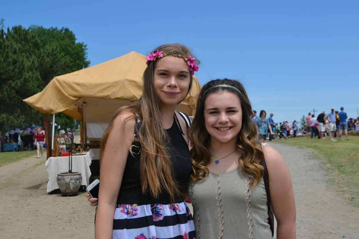 Were you Seen at the Capital District Renaissance Festival on June 10, 2018, at Indian Ladder Farms in Altamont, NY.