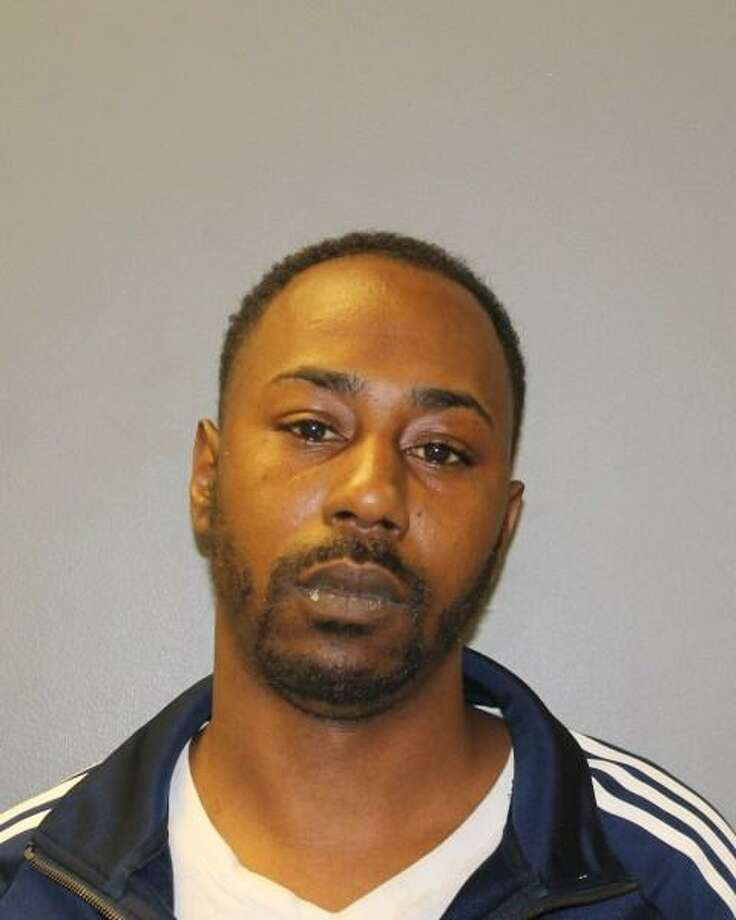 James McKnight-Woods (Photo courtesy of Hamden Police Department) Photo: Contributed Photo