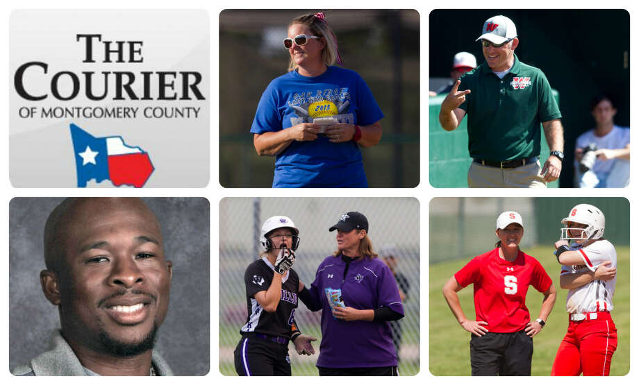 Oak Ridge's Amanda Brimberry, The Woodlands' Tim Borths, Magnolia's Jarrod Hunter, Willis' Stephanie Shelly and Splendora's Deana Eubanks are The Courier's nominees for Coach of the Year.
