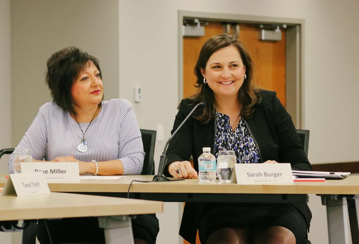 Pinnacle Human Resources President Rose Miller (left) is concerned that not all of New York's employers are aware of mandated sexual harassment prevention training for employees.