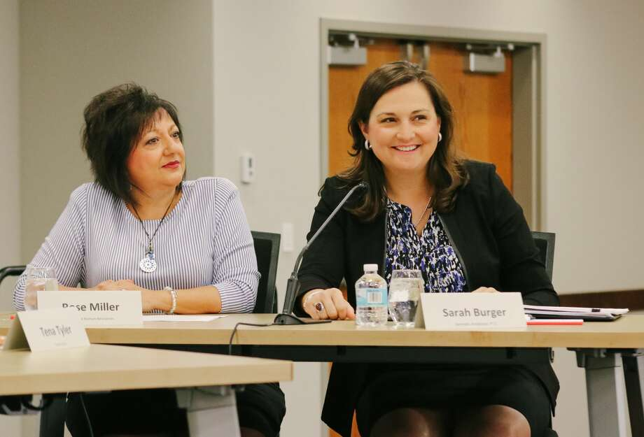 Pinnacle Human Resources President Rose Miller (left) is concerned that not all of New York's employers are aware of mandated sexual harassment prevention training for employees.  Photo: Amanda Case