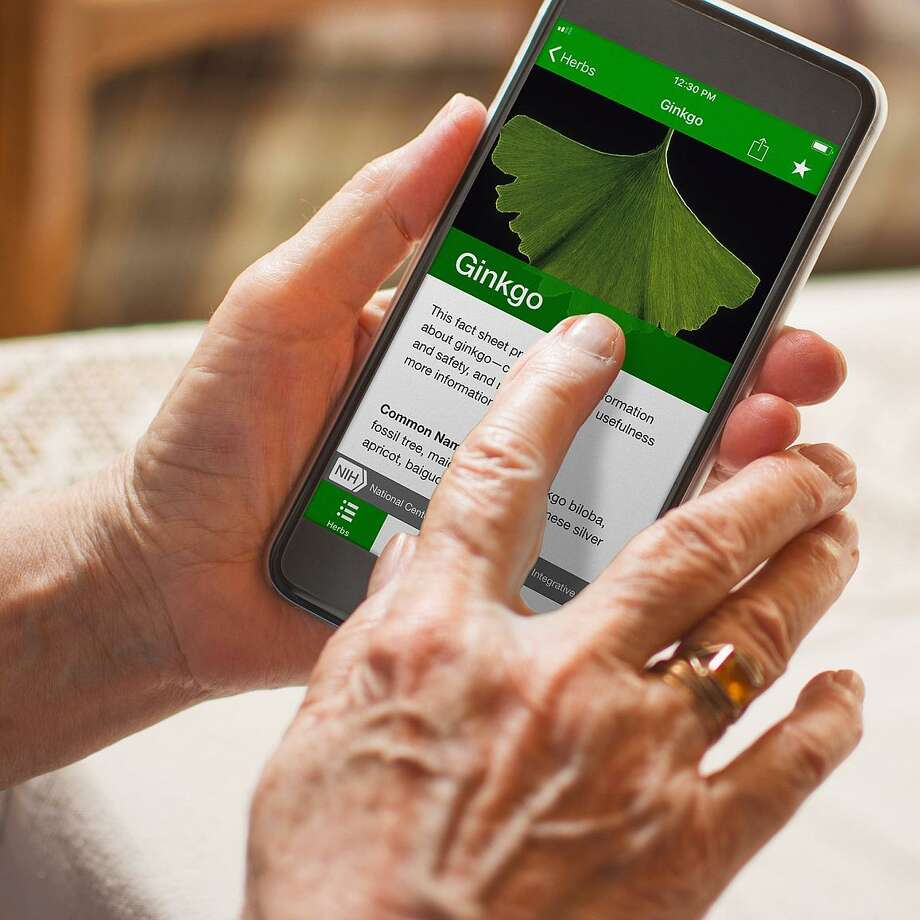 The National Institutes of Healths National Center for Complementary and Integrative Health has launched HerbList an app for research-based information about the safety and effectiveness of herbal products. Photo: Contributed Photo / National Institutes Of Health