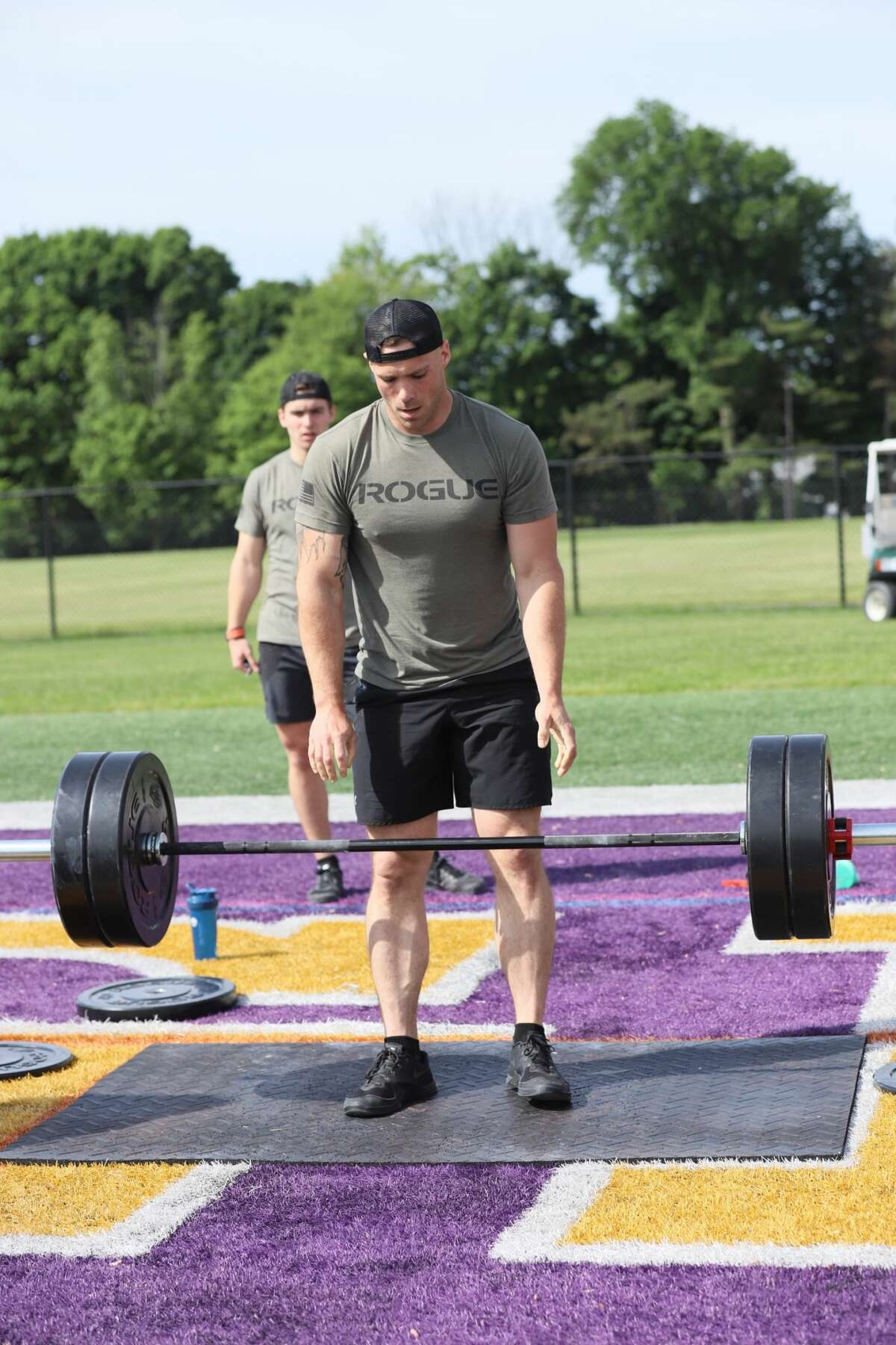 SEFCU held its 2018 Operation Fitness Strength and Conditioning Challenge to benefit veterans at Casey Stadium on the University at Albany Campus on June 9, 2018. (Alena Diane Photography)