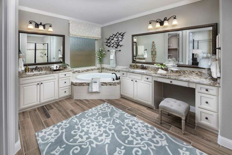 Lennar recently opened two new models in Jordan Ranch, a Fulshear master-planned community. Chesmar Homes — the newest builder in Jordan Ranch — will open a model there this month. Photo: Courtesy Photo