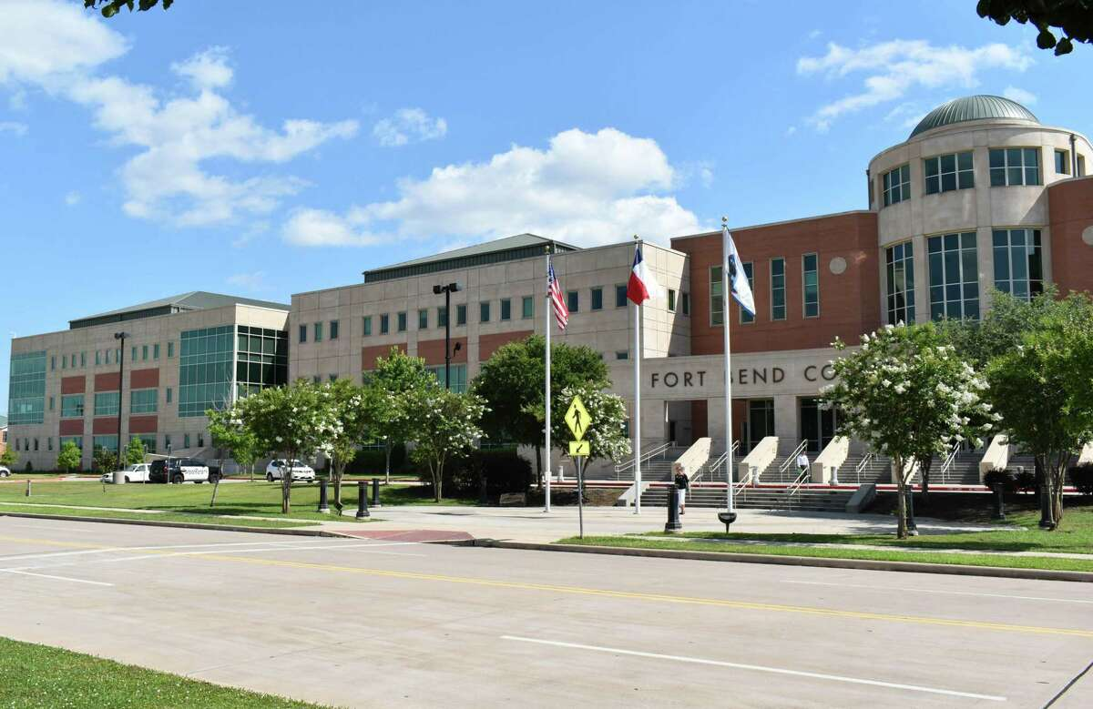 Shown here is the Fort Bend County Justice Center.