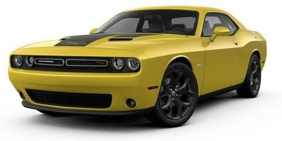 The Friends of the Bakerville Library are selling raffle tickets for a 2018 Dodge Challenger R/T Plus in Yellow Jacket, named Lucille. Tickets are $100 each, and only 550 have been printed. The drawing will take place September 29, 2018 at the Bakerville Library. You need not be present to win. For more information, call 860-307-3243, or visit bakervillelibrary.org. Proceeds from the raffle will benefit the Bakerville Library, including the continuing improvement of the library Annex. Photo: Contributed Photo