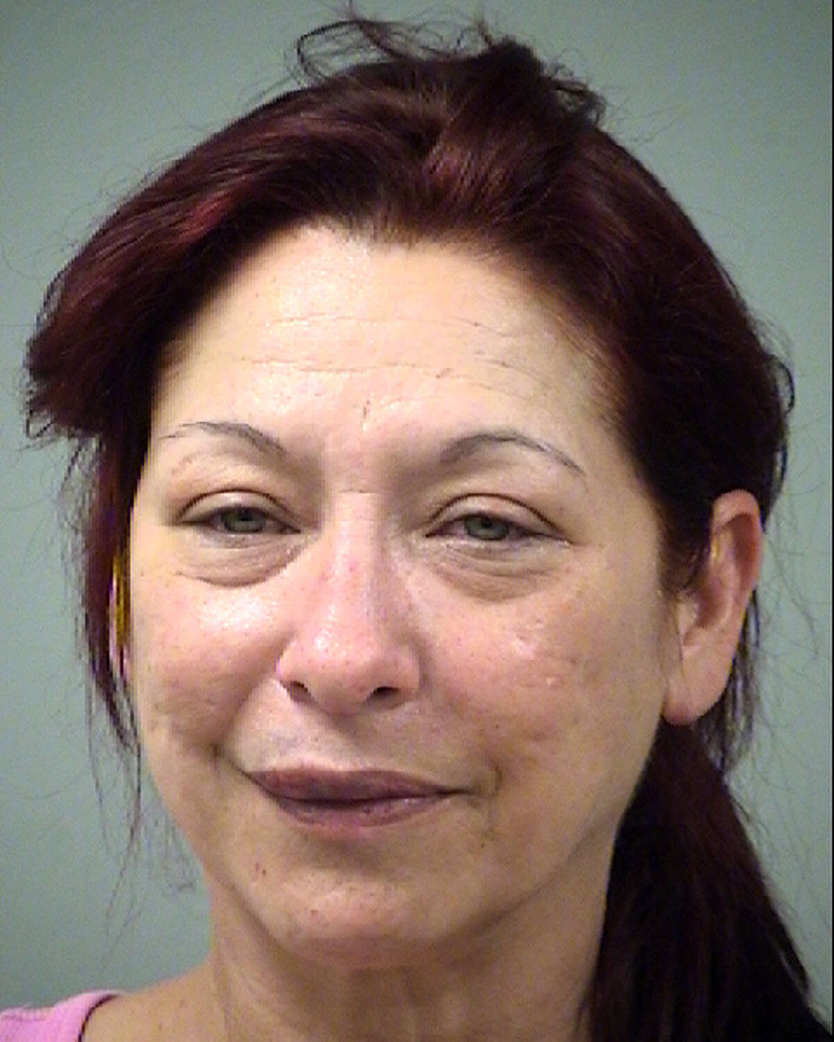 Laura Lopez was charged with driving while intoxicated on May 21, 2018.