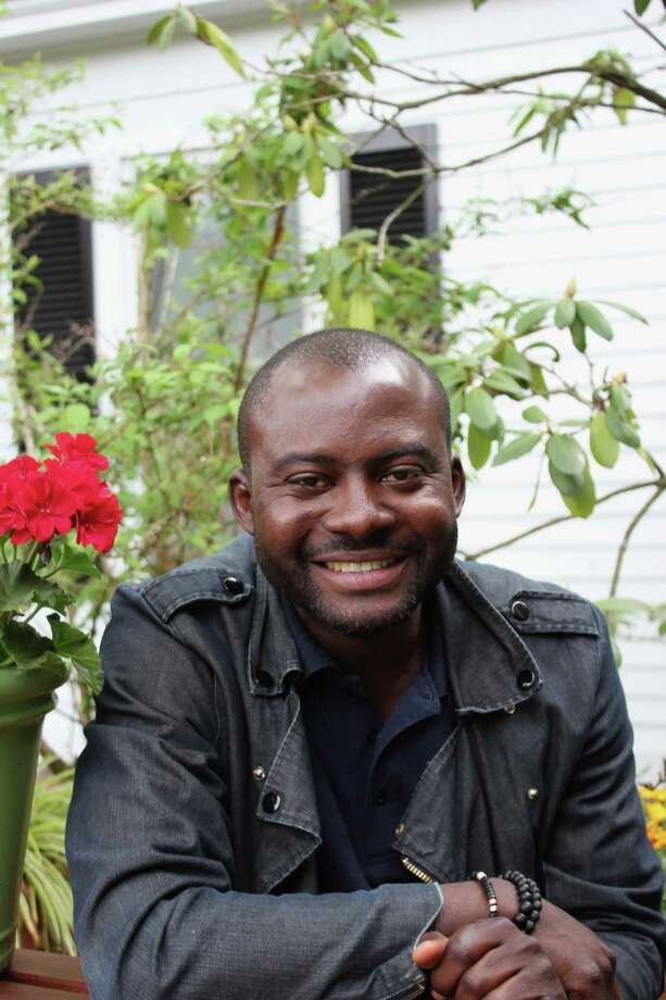 Toto Kisaku is an award-winning Congolese playwright, actor, director and producer who lives in Middletown. Photo: Contributed Photo