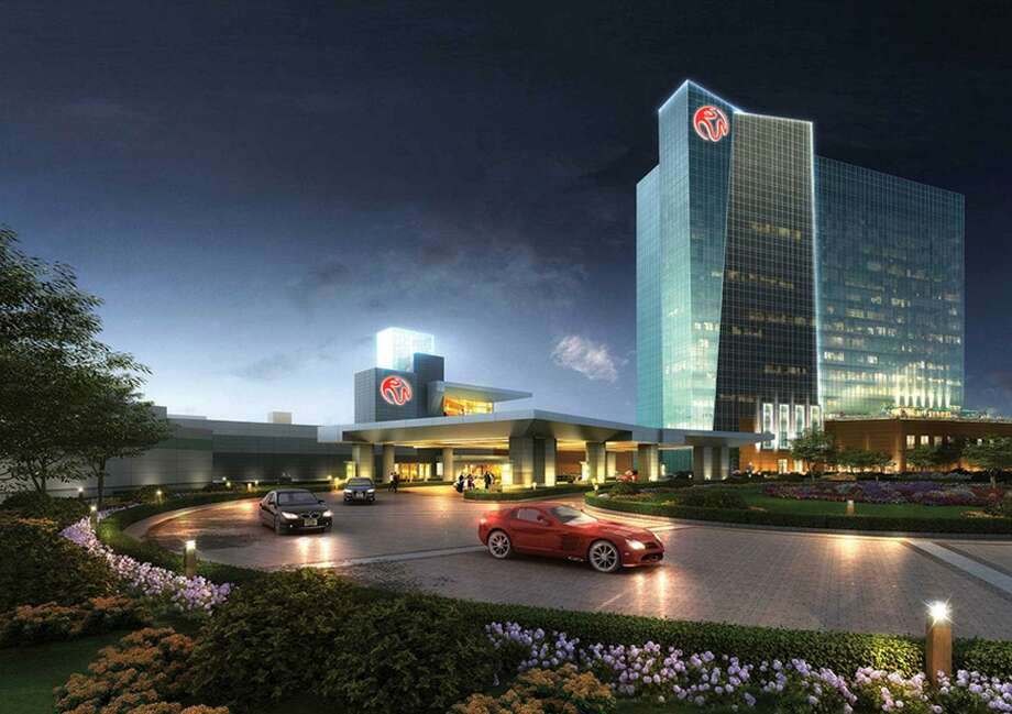 Exterior of Resorts World Catskills. Photo: Resorts World Catskills