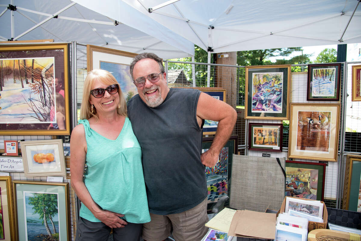 Were you SEEN at the 6th Annual Beekman Street Arts Fair in Saratoga Springs on Sunday, June 10th, 2018?