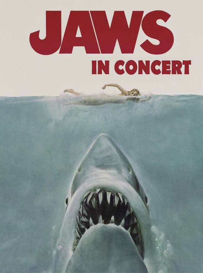 "On Wednesday, June 13, you can catch a screening of Steven Spielberg's ""Jaws"" at The Cynthia Woods Mitchell Pavilion. The Houston Symphony will perform the movie's suspenseful score live, as the action unfolds on the venue's giant screens. Tickets for the 8 p.m. performance are $20 for reserved orchestra seating. Mezzanine and lawn seating are free. Gates open at 7 p.m."