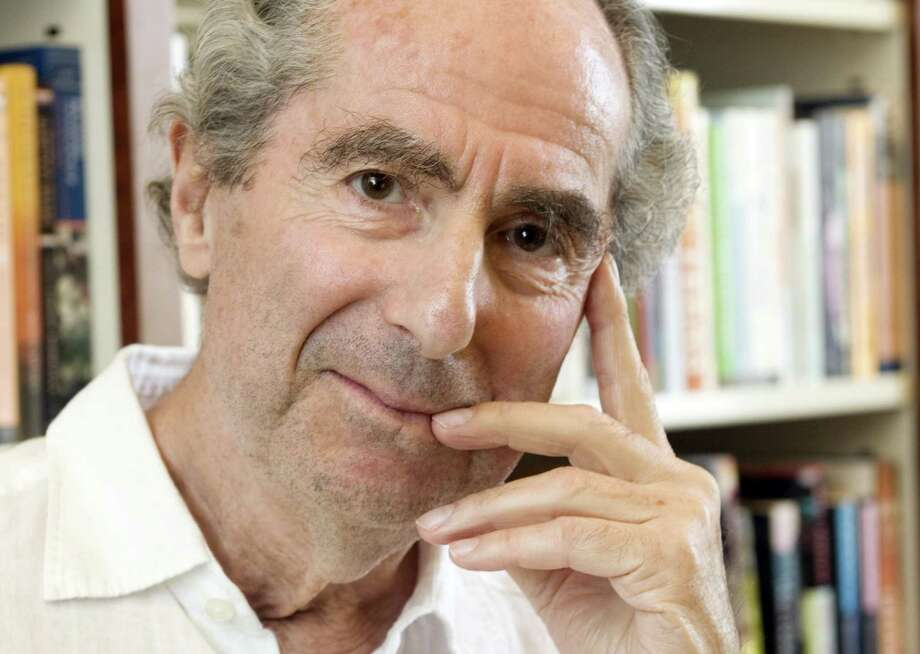 Author Philip Roth in the offices of his publisher Houghton Mifflin, in New York in 2012. Photo: RICHARD DREW / AP / AP