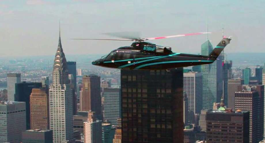 United travelers can now get from Newark Liberty Airport to Manhattan in 10 minutes. (Image: HeliFlite) Photo: HeliFlite
