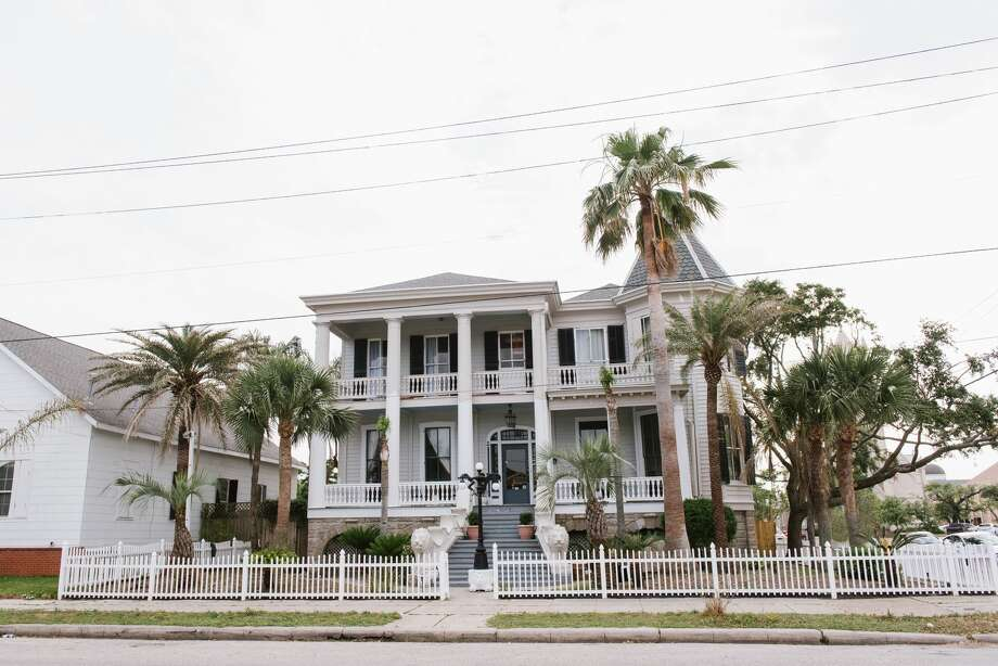 PHOTOS: Inside Galveston's Carr Mansion