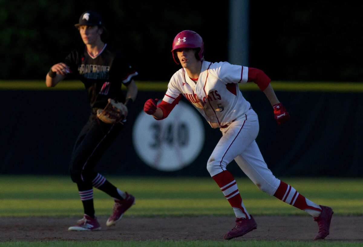 Splendora's Dylan Johnson was selected as the District 21-5A Most Valuable Player for the 2018 season.