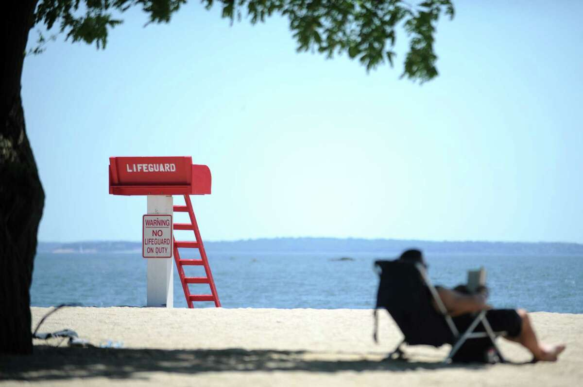 Starting June 23, a lifeguard will be stationed seven days a week at Cove Island Beach. However, Quigley Beach, on the other side of Cove Island, will not have lifeguards this summer due to budget cuts.