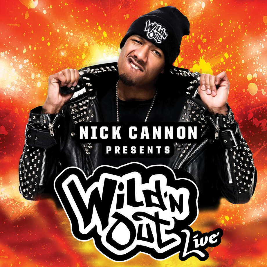 Nick Cannon is bringing Wild 'N Out Live to Houston. Photo: Toyota Center