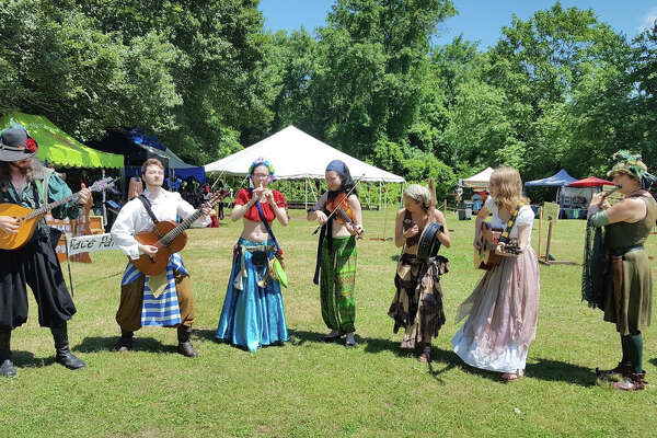 The 8th  annual Midsummer Fantasy Renaissance Faire takes place weekendsJune 23-July 8 in Ansonia.