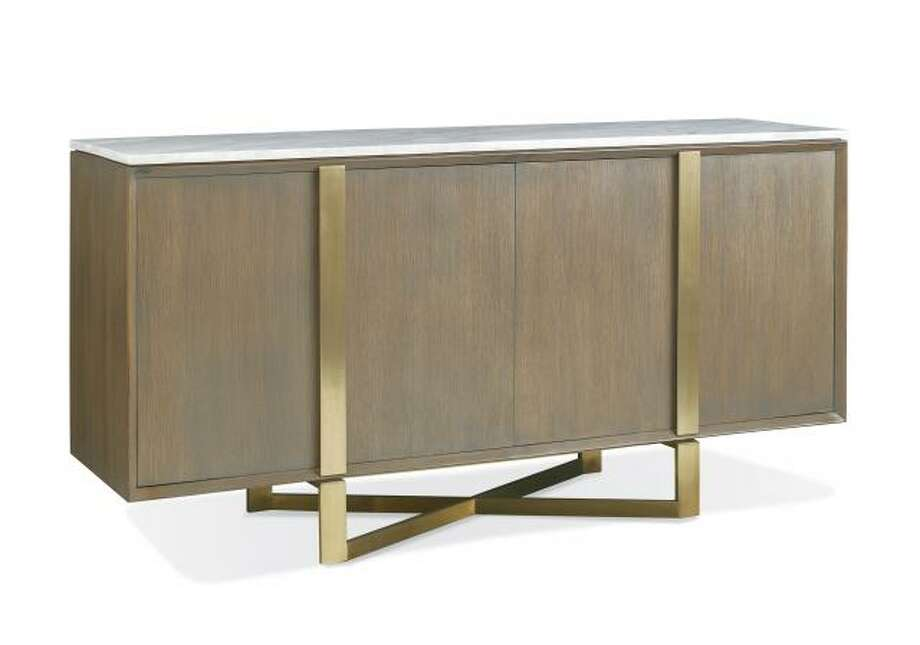 Chandler Credenza, $6,195 Photo: Hickory White
