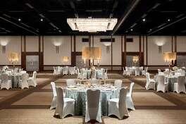 Hyatt Regency Houston    Price: Starting at $499 per night  TripAdvisor Rating: 4 bubbles  Rank of all Houston hotels: 53 out of 526