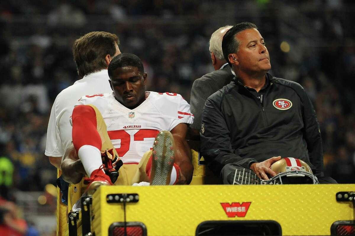 Jury orders Rams to pay $12.5 million for Reggie Bush injury