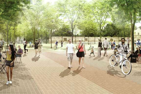 An Alamo Plaza design plan has generated much controversy. A reader has some suggestions for how to attract cultural tourists.