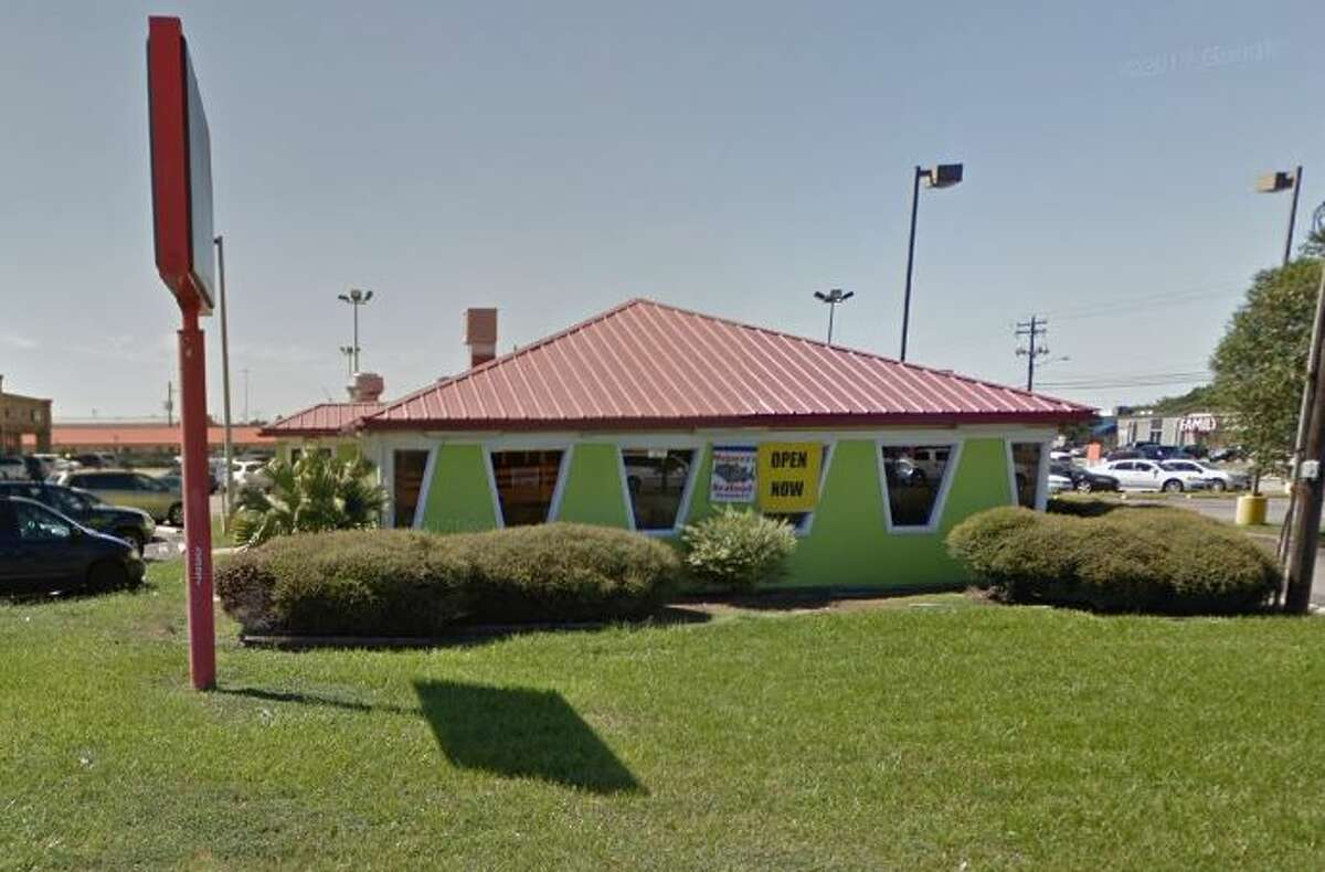 Mojarra's Seafood  3327 Mangum Houston, TX 77092 Demerits: 29 Inspection Highlights: Observed pink slime and black residue in chute and under ice-maker. Clean /maintain ice making machine to prevent contamination of the ice. Discard all ice... Clean and sanitize the chute, under and all corners of ice-machine.