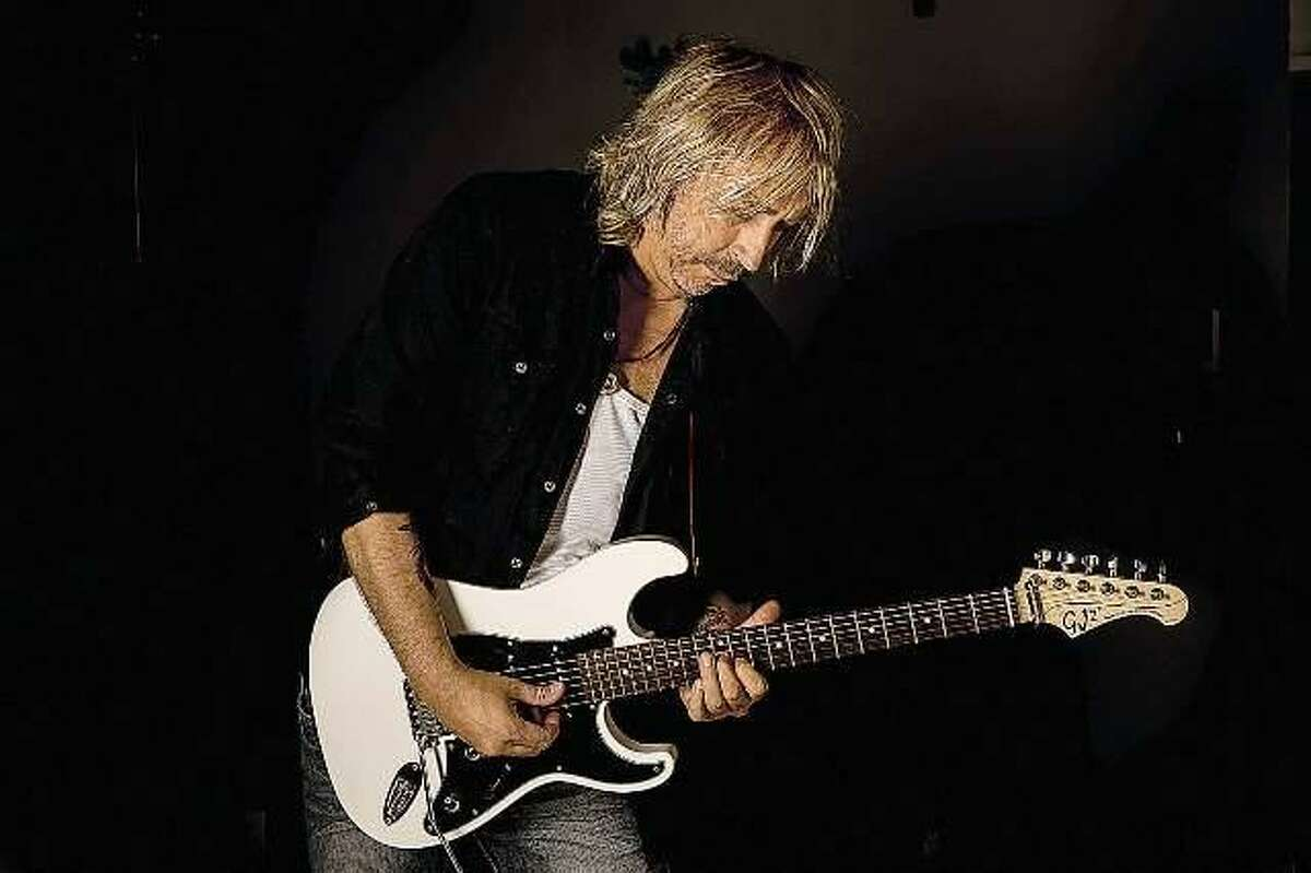 Paul Nelson performs at The Bijou Theatre Friday