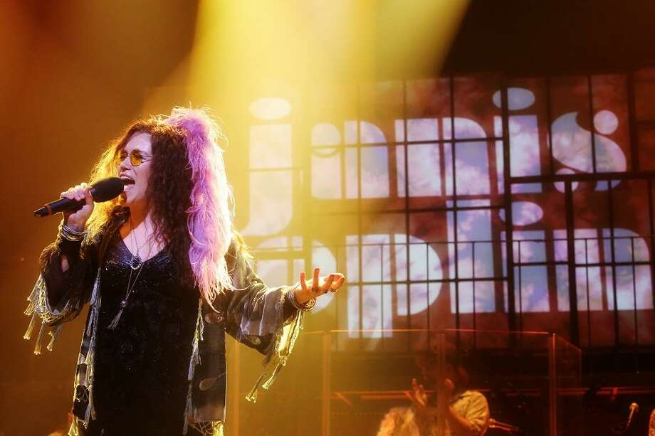"""A Night With Janis Joplin"" runs until June 24 at Ivoryton. Photo: Curtis Brown / Contributed Photo"