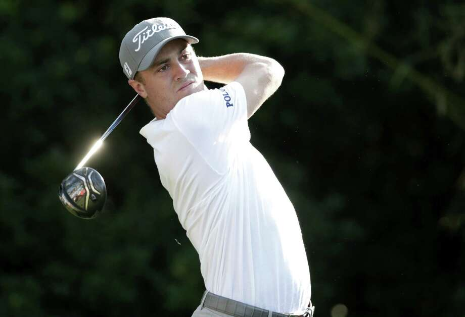 Justin Thomas is one the favorites at the U.S. Open this week at Shinnecock Hills in New York. Photo: Lynne Sladky / Associated Press / Copyright 2018 The Associated Press. All rights reserved.