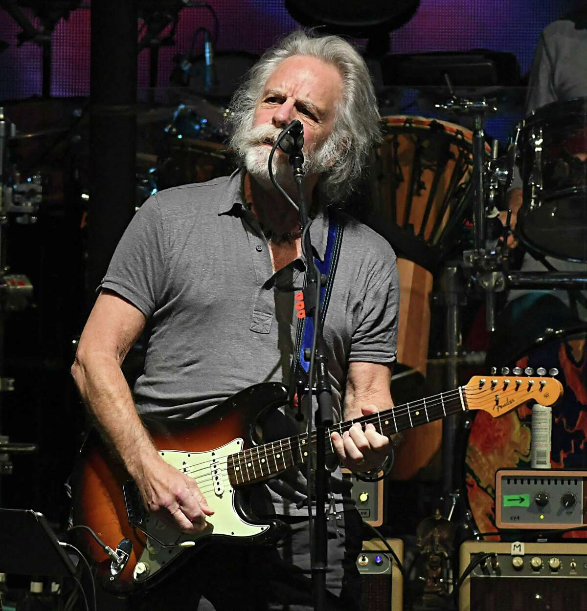 Bob Weir of Dead & Company performs the song