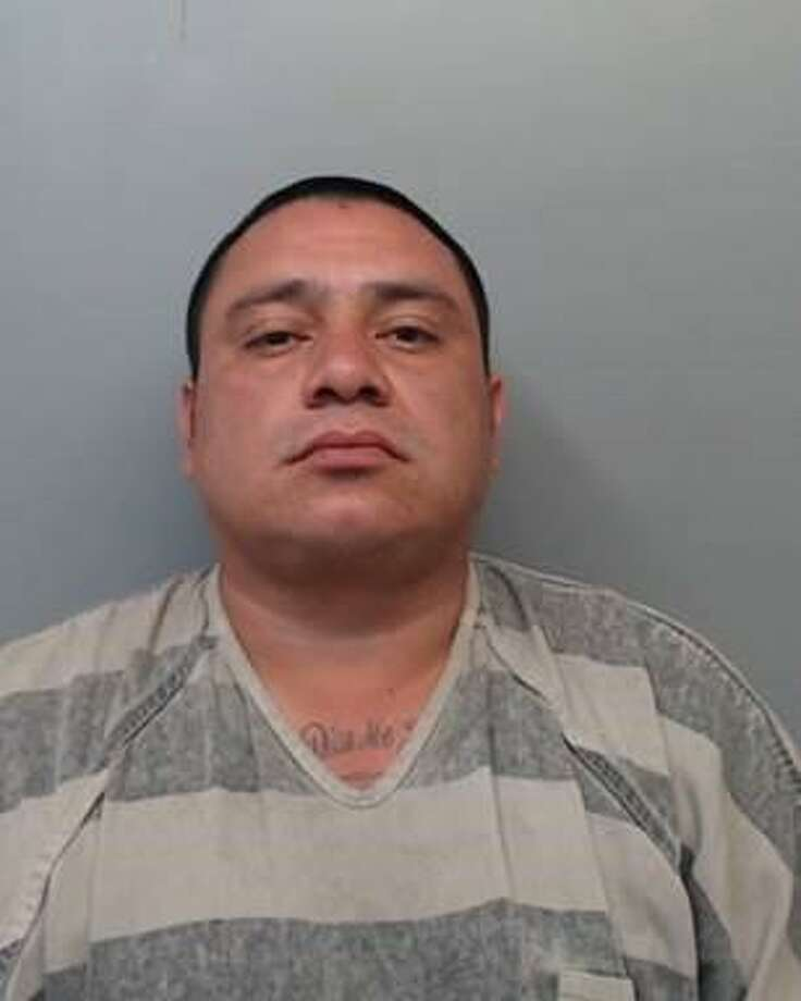 Pedro Toledo Yepez, 32, was charged with two counts of theft of service and one count of theft of property. Photo: Webb County Sheriff's Office