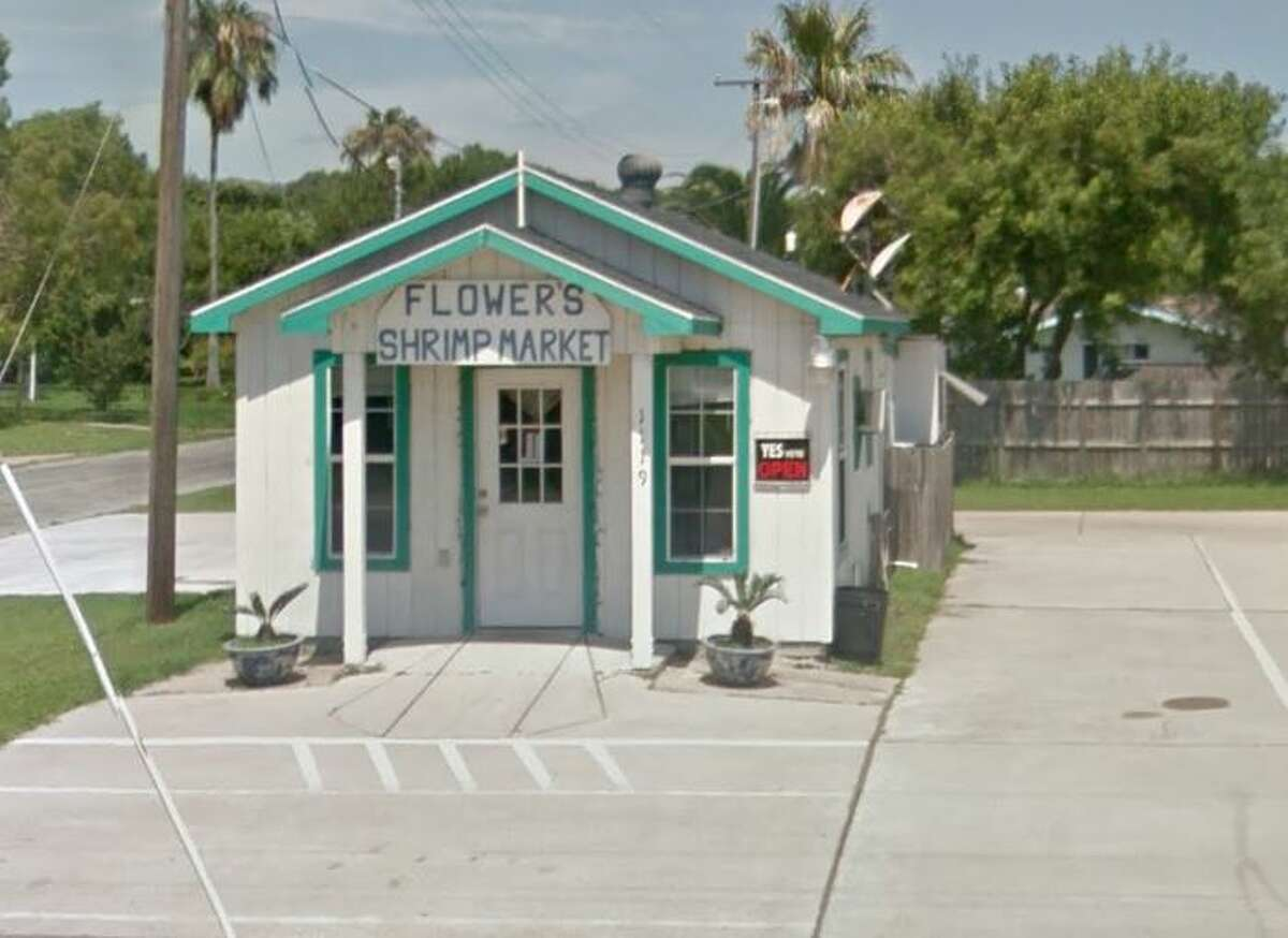 Flower's Shrimp Market: 361-790-5751