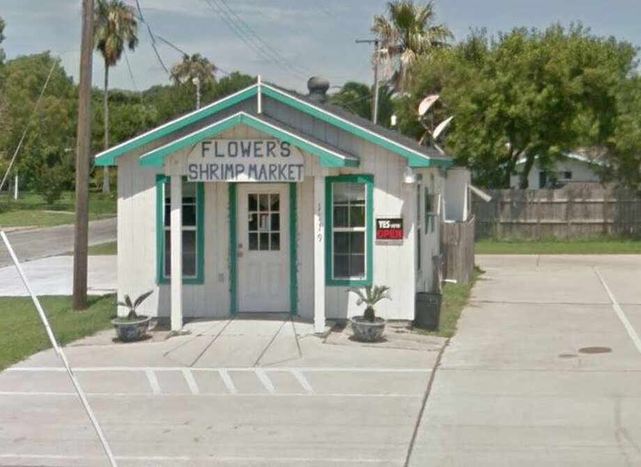 Flower's Shrimp Market: 361-790-5751 Photo: Google Street View